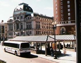 Older Shot Of Kennedy Plaza