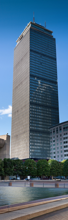 Prudential Tower Panorama