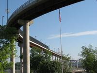Ponte Barragem grande