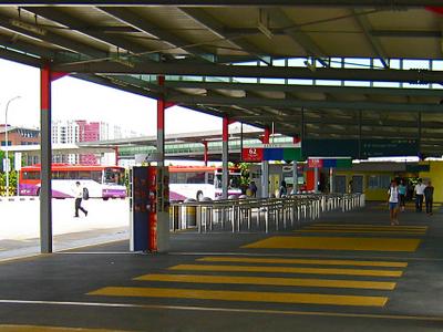 Punggol  Bus  Interchange