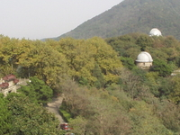 Purple Observatorio de la Montaña
