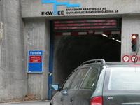 Munt la Schera túnel