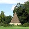 Pyramide Neuer Garten