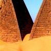 Pyramids Near Shendi