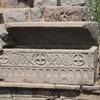Sarcophagus In Church