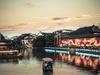 Qinhuai River & Nanjing Confucius Temple
