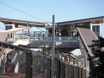 Quakers Hill Railway Station