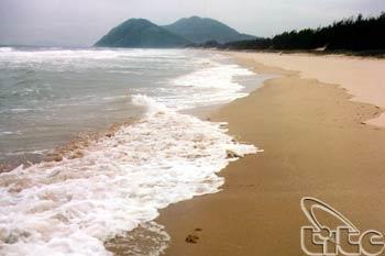 Quan Lan Beach