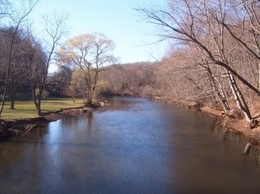 Quinnipiac River