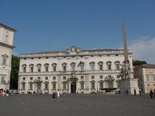 Quirinale - Piazza Del Quirinale - Rome - Italy