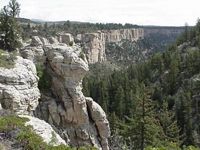 Quitchupah Canyon