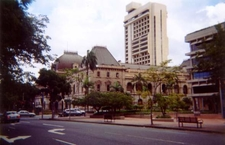 Qld Parliament House And Annex