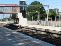 Beerburrum la estación de tren