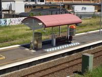 Bindha la estación de tren