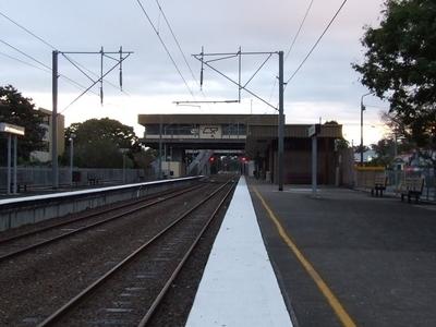 Doomben Station