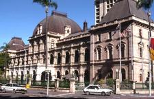 Parliament House In Brisbane