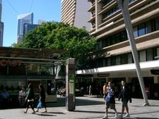 Queen Street Mall View