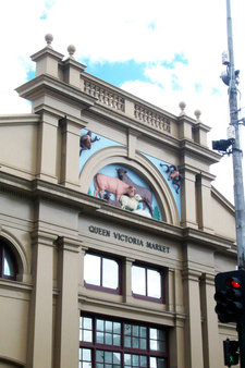 Queen Victoria Market Building