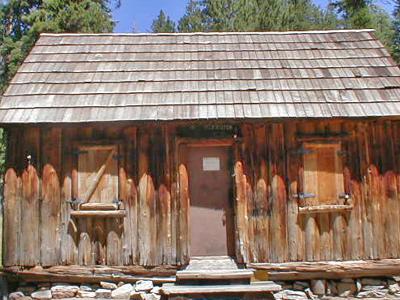 Quinn  Ranger  Station