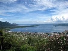 Rabaul From Vulcanology Observatory - Papua New Guinea
