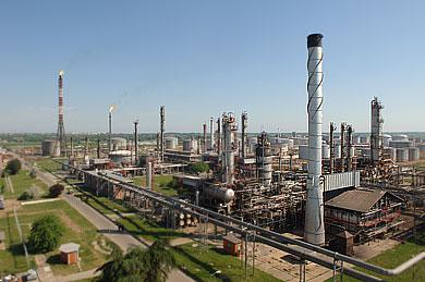 Rafinery In Modrica