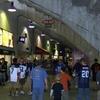 Interior Concourse Of Ralph Wilson Stadium