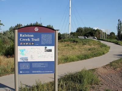 Ralston Creek Colorado
