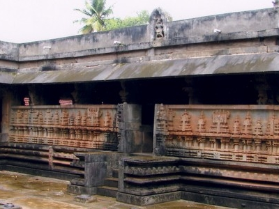 Rameshwara  Temple In  Keladi