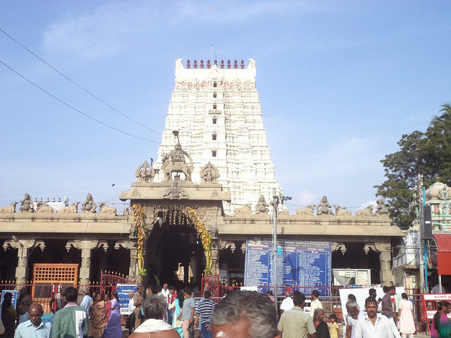 Tamilnadu Pilgrimage Tour Package Photos