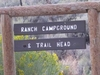 Ranch Camp Trail Head