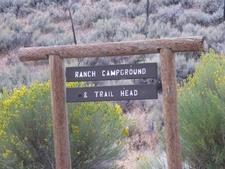 Ranch Camp Trail Head