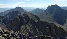 Range View From Kit Carson Peak