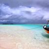 Rangiroa Atoll - Storm On The Lagoon