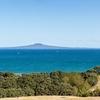 Rangitoto From Shakespeare Regional Park NZ