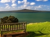 Rangitoto Island From Devonport NZ