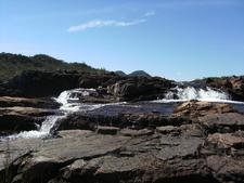 Rapids Of Rio Preto