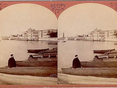Ras El-Tin Palace Alexandria