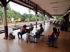 Ratchaburi Railway Station