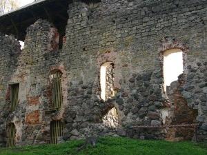 Rauna Ruinas del Castillo y la Iglesia