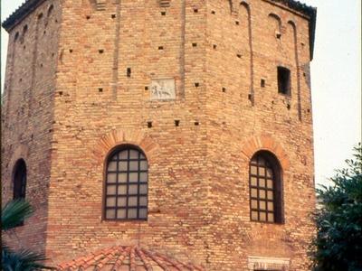 Ravenna  Baptistry Of  Neon