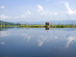 Lake Rawa Pening