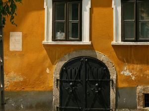 Raby Mátyás casa