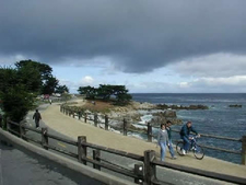 Recreation Trail At Pacific Grove