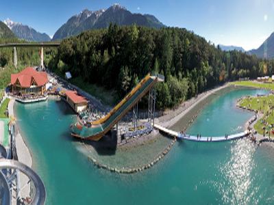 Recreational Area-Area 47 Roppen Tyrol Austria