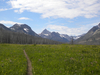 Red Eagle Trailviews - Glacier National Park - USA