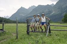 Red Gap Pass Trail - Glacier - Montana - USA
