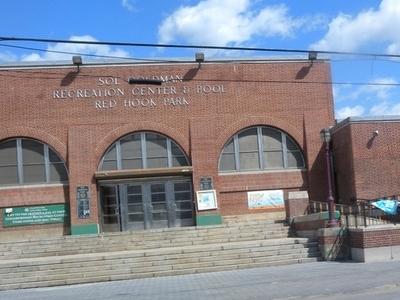 Goldman Recreation Center, Red Hook Park