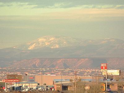 Redonda Peak