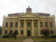 The Red River Parish Courthouse