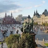 Walking Tour of Red Square & Cathedral of Christ the Savior